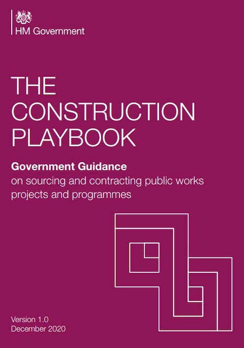 Construction Playbook set to raise the bar on public sector projects