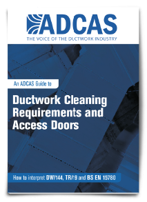ADCAS Guide to Ductwork Cleaning & Access